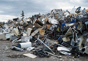 scrap metal recycling in mississauga